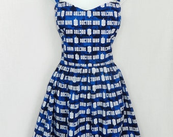 Doctor Who dress.