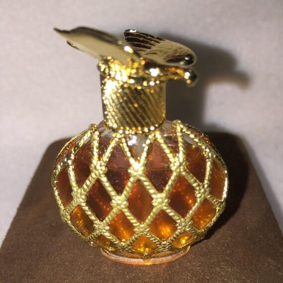 Vintage Nina Ricci L Air Du Temps Perfume Bottle Flacon