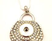 Snap Necklace - Purse Sha...