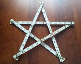 Carpenter's Ruler Star