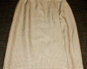 Vintage Worthington high-waisted skirt