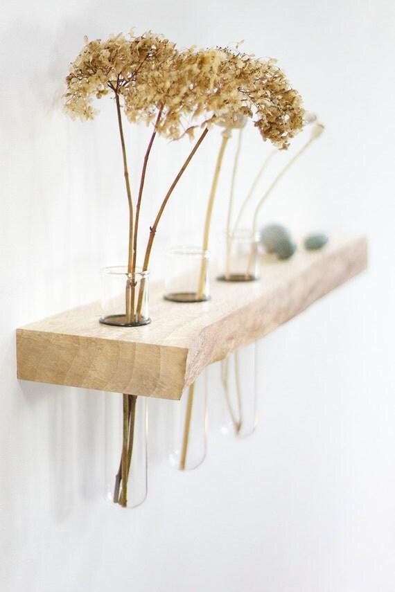 Floating shelves altar vases wall art feng shui side for Altar wall decoration