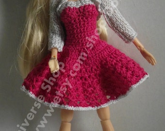 Handmade Set for Momoko  dolls