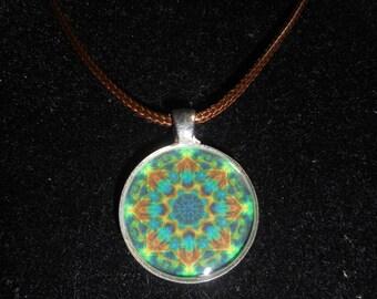 Solar Magnetism 5 Necklace