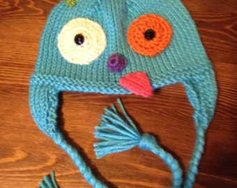 Infant Monster Hat