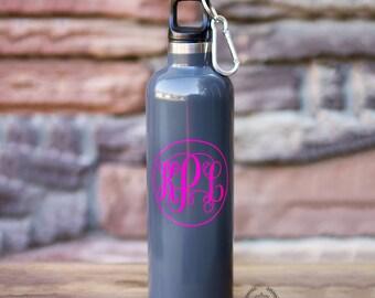 Personalized Aluminum Water Bottles - 24oz