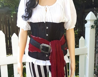 Size L/XL Lady Pirate costume