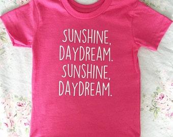Sunshine, Daydream.