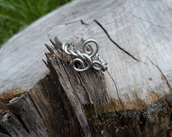 Ram Horn Ring
