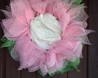 Precious Pink Flower
