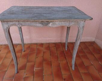Table desk in hotel