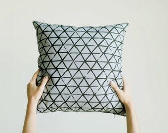 Axis Pillow Cover Grey