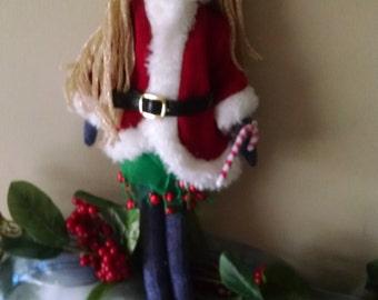 Diva Santas helper doll