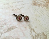 Rabbit earrings or ring