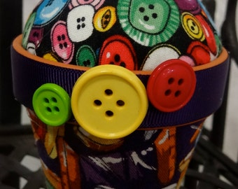 Sewing #3: Stick-It-To-Me! Pin Cushion
