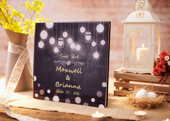 Wedding guest book alternatives nz