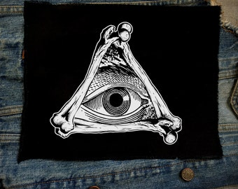 The Third Eye Patch | Patches | Punk Patches