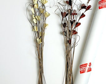 Flowers for Sconces (sold in sets of 2 flowers)