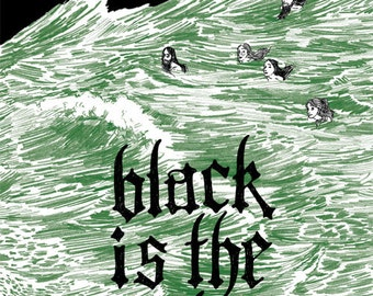 Black is the Color graphic novel second edition