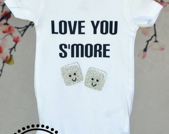 Love You S'more for Baby and Toddler