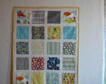 Child's lap quilt