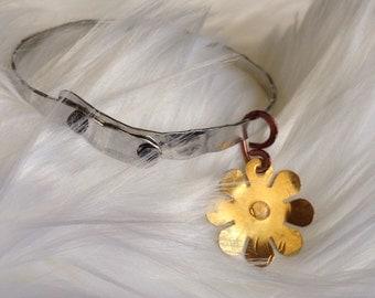 Flower bangle, jewlery