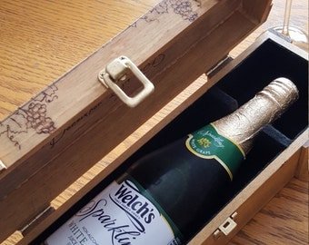 Customized Wine or Sparkling cider box