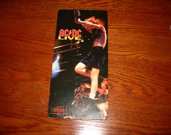 AC/DC Live  2 Disc Set Special Collectors Edition