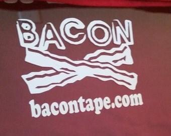 Bacon Vinyl Decal - Car Decal, Laptop Sticker, Bumper Sticker or Window Decal!
