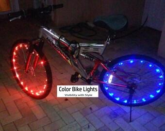 LED Wheel Lights + LED Valve Lights  BOGO sale