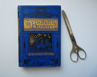 Customizable Sydonie's Dowry Vintage Recycled Book Journal