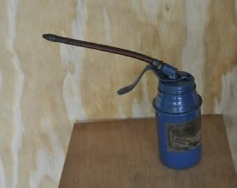 Vintage Pressol Oil Can Oiler