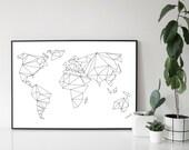 A1 / 50x70 POSTER Geometrical World