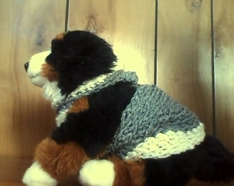 xs custom made dog vest