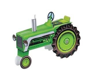 Tractor Centerpiece