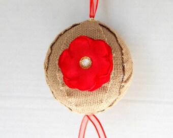 Rustic Christmas Ornament - Christmas Ornament - Country Christmas Decor - Rustic Christmas Decor - Rustic Holiday - Christmas Tree Decor
