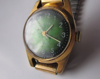 clock watches LUCH Луч USSR