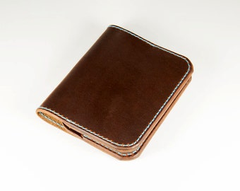 Minimal Leather Wallet, Card Wallet, Card Holder