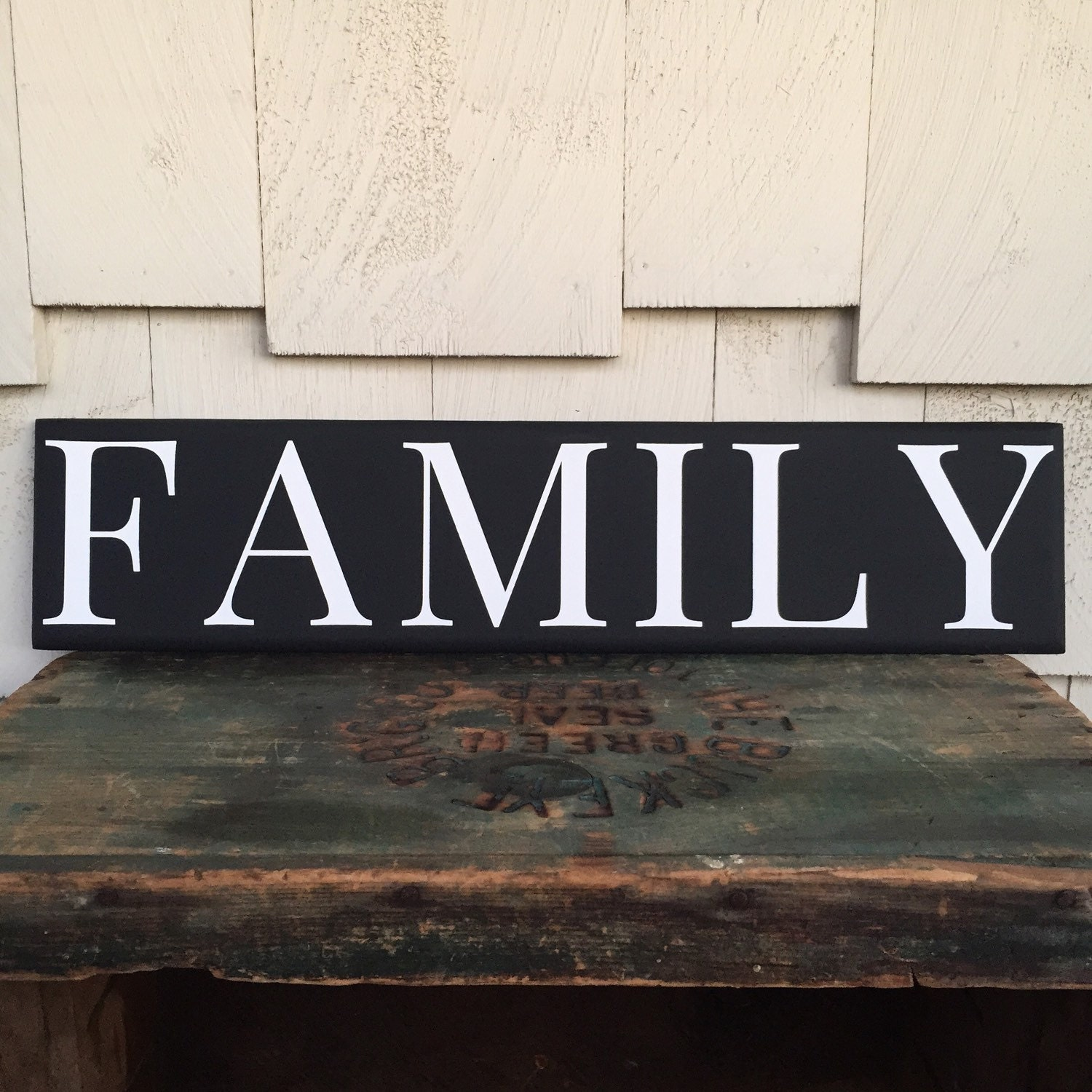 Family Wood Sign Custom Home Decor Gallery By 4Lovecustomgifts