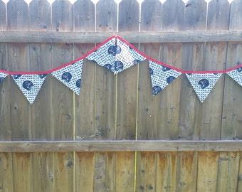 Handmade Houston Texans Banner