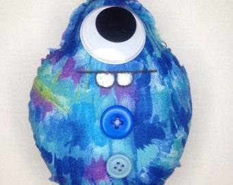 Blueberry Monster Plush
