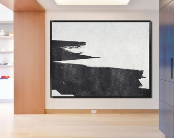 Large abstract oil painting-Original painting on canvas-Home fine art