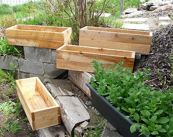 Deck flower boxes Etsy
