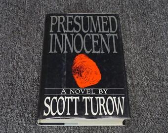 Presumed Innocent By Scott Turow C.1987