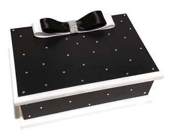 Midnight Sparkle Keepsake Box
