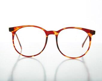 Vintage Preppy Schoolboy P3 Clear Lens Glasses NOS-DARCY