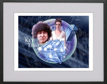 The Key to Time - The Fourth Doctor, Romana