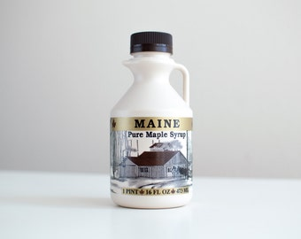 Maine Maple Syrup 1 Pint A&A Maple ships worldwide.