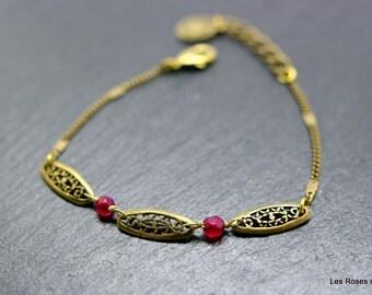 Art deco bracelet Juliette