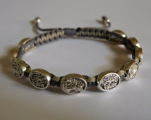 St.Michael/Guardian Angel bracelets